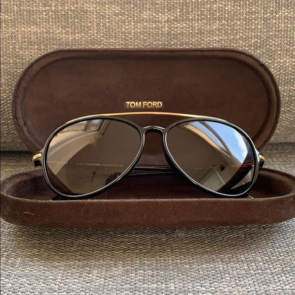 36512106f7 Tom ford black aviator sunglasses. M 5c3ba06c7386bc11a2feb999